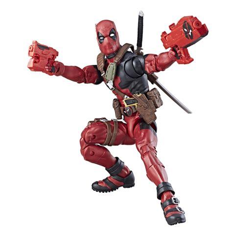figure 12 inch marvel legends 12 inch deadpool figure by hasbro
