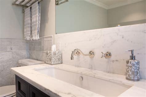lacava sink transitional bathroom benjamin moore