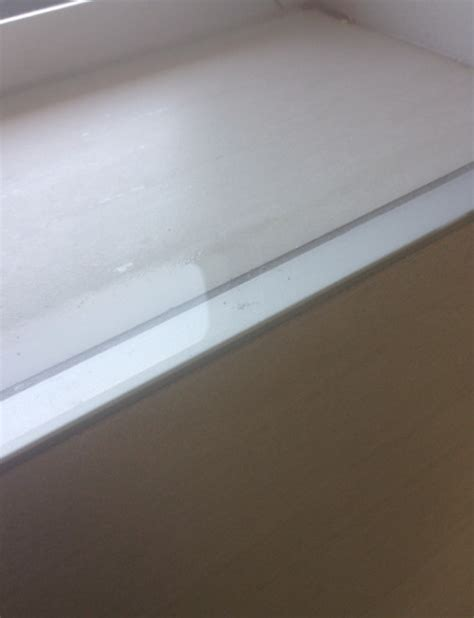 Window Sill Edge Mitered Edge Or Schluter Edge What S Better For A Shower