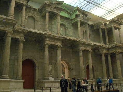 porta di mileto porta mercato di mileto picture of pergamon museum