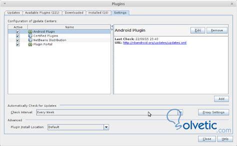 tutorial android netbeans 8 desarrollo de aplicaciones nativas para android con