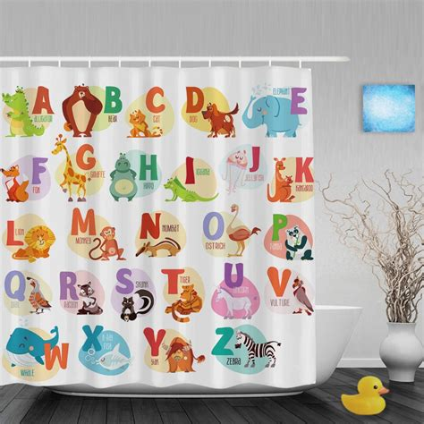 educational shower curtains educational shower curtains reviews online shopping