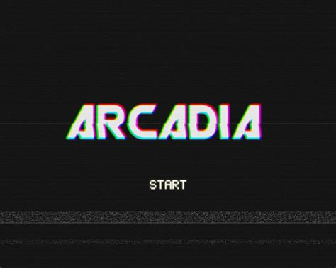 80s typography tutorial reader tutorial arcadia 80 s vhs style