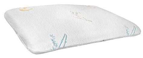 Thin Pillow For Back Sleepers by Slim Sleeper Memory Foam Best Flat Pillow Thin Low