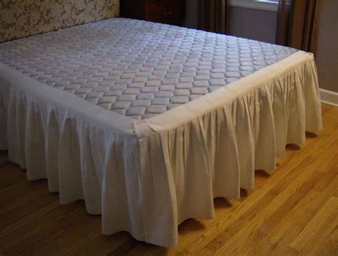how to put on a bed skirt things to consider when buying bedskirts ideas 4 homes