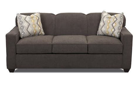 contemporary sleeper sofa queen contemporary innerspring queen sleeper sofa with tight