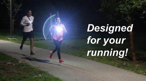 running lights for runners magicshine led running lights light for running