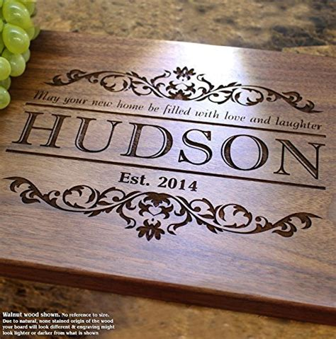 30 unique best housewarming gifts 100 best housewarming best 18 personalized engraved cutting boards