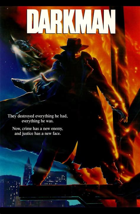 www film the darkman trilogy review one guy rambling