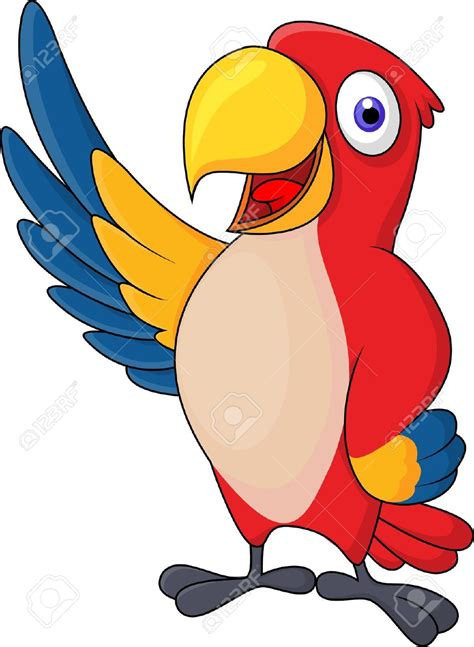 cartoon cockatiel cartoon parrot google search parrots pinterest bird