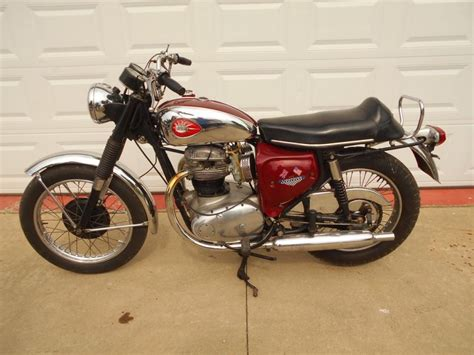 maroon bsa lightning 650 for sale find or sell