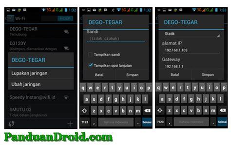 Advan Dibawah 1 Jutaan advan s5e jadi 4g cara setting manual ip address wifi di android 4 2 2 jellybean