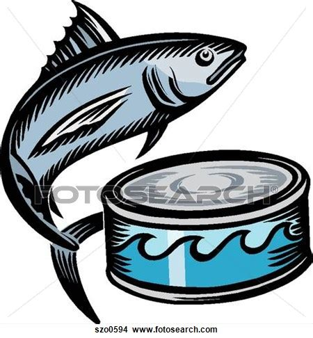 fotosearch clipart canned tuna clipart clipart panda free clipart images