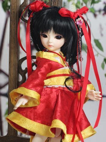 Make Up Xiu Xiu bjd hong xiu 27cm boll jointed doll 27cm dolls only doll