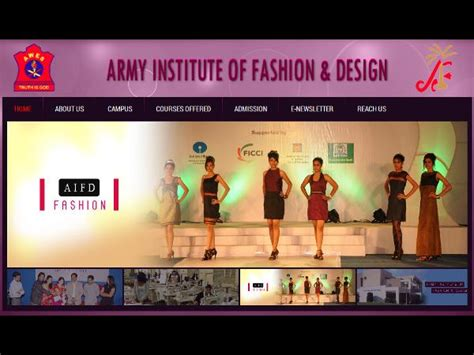 fashion design institute army institute of fashion and design bangalore admission