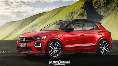 2019 Volkswagen T Roc by 2019 Volkswagen T Roc Gti Top Speed