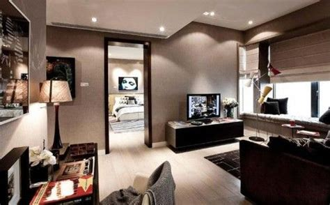 aesthetic modern interior duplex apartment design