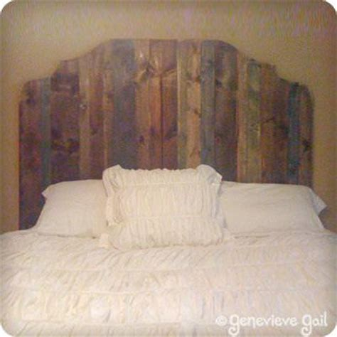 how to make wooden headboard pdf making a wood headboard plans free