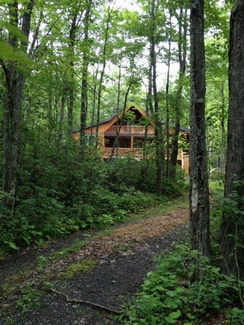 Stay In A Cabin In The Woods Cabin In The Woods Great Location Vrbo