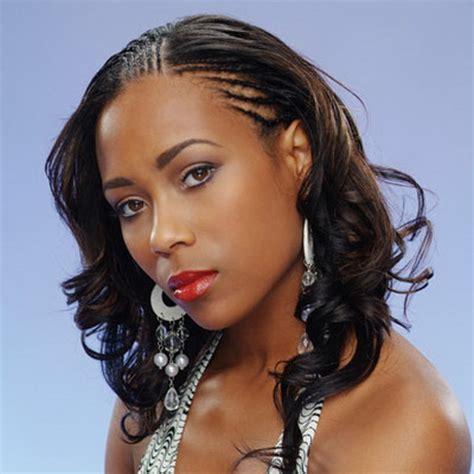micro braid hair styles for wedding micro braid hairstyles for black women
