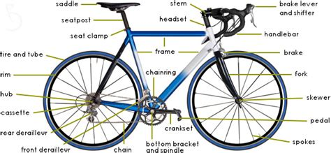 road bike diagram triangle bicycle works tech info diagrams