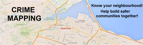 Find In My Neighborhood Find A Crime In My Neighbourhood Hamilton Service