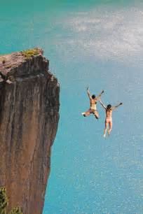 Cliff Jumping Two Cliff Jumping By Susazoom Fitness