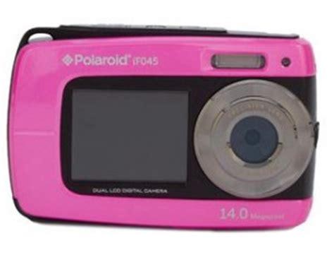 polaroid pink if045 14.1 mp digital camera just $49.98