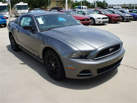 pictures of 2014 mustang sterling gray 2014 ford mustang coupe mustangattitude