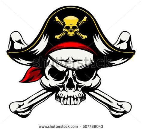 Skull And Crossbones Stock Images, Royalty Free Images & Vectors   Shutterstock