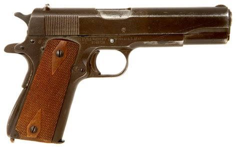 spec deactivated wwii colt 1911 allied deactivated guns deactivated guns