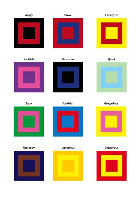 two colors that work well together andy hayward oca graphic design exercise understanding