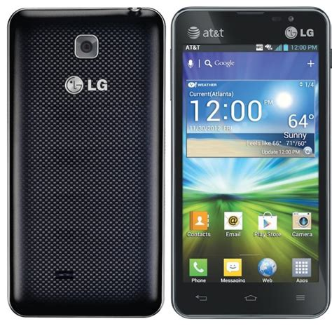android unlocked phones lg escape p870 android smartphone unlocked gsm black condition used cell phones