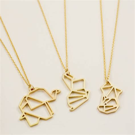 jewelry pendants gold animal pendant necklace by j s jewellery