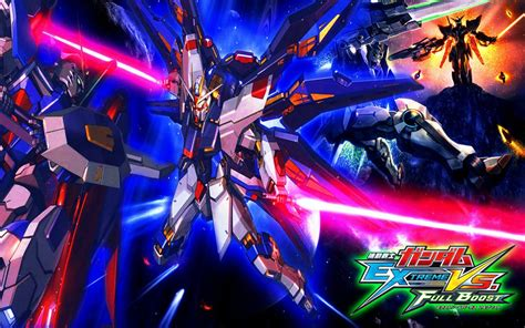 gundam extreme wallpaper gundam vs extreme full boost wallpaper by chaos217 on