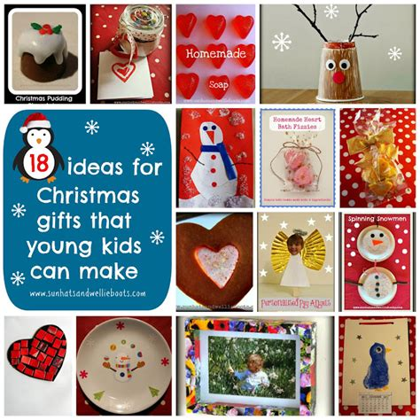 ideas for christmas gifts for 6 to 8 year olds sun hats wellie boots 18 gifts that can make