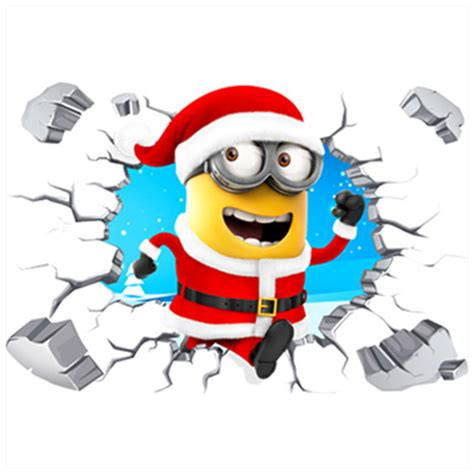 Cheap Wall Stickers For Kids popular funny christmas posters buy cheap funny christmas