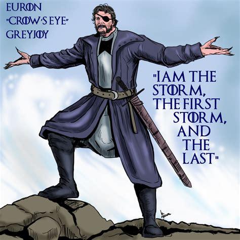 euron crow s eye greyjoy a wiki of ice and fire euron crow s eye greyjoy by mrinal rai on deviantart