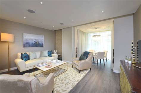Modern Kingwood Gardens Homes Unveiled In Aldgate London The Berkeley Luxury Apartment Homes