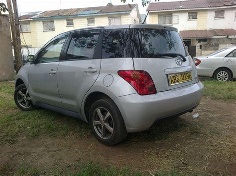 Toyota Ist Nairobimail Car For Sale Toyota Ist