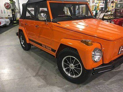 Volkswagen Things For Sale by Volkswagen Thing Classics For Sale Classics On Autotrader