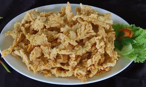 resep membuat makanan ringan untuk d jual wah ini dia resep jamur crispy yang renyah dan tahan lama
