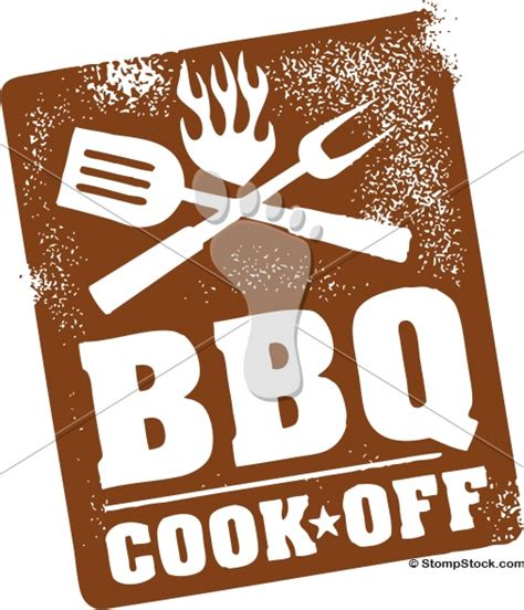 Bbq Giveaway - barbecue bbq cook off contest graphic stompstock royalty free stock vector rubber