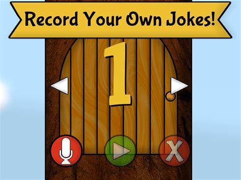 jokes for knock knock jokes for the best clean jokes adelman apps