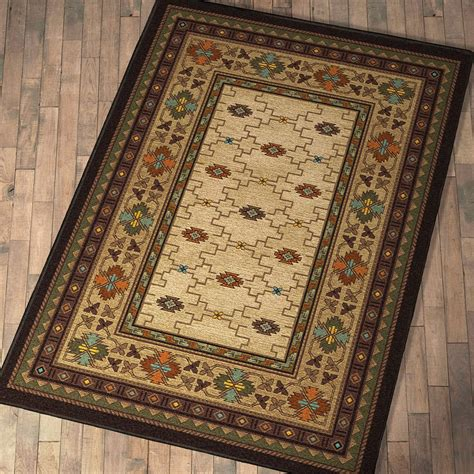 rustic traditions rug 8 ft