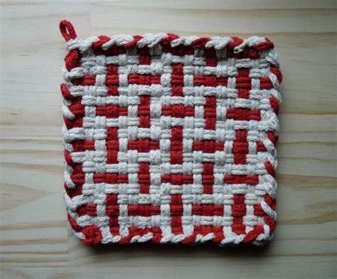 potholder loom pattern pin by angela j anderson on weaving pinterest