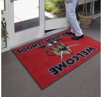 Personalized Floor Mats For Business by Create Interest With Personalized Indoor Floor Mats