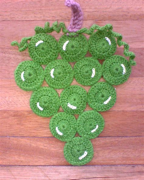 patrones de frutas tejidas a mano frutas tejidas a crochet paso a paso por patty h 252 bner