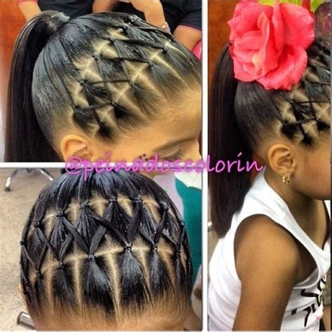 little girl hairstyles in ponytails 17 super cute hairstyles for little girls pretty designs