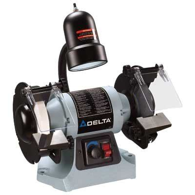 6 variable speed bench grinder bench grinders best deal delta gr275 6 inch variable